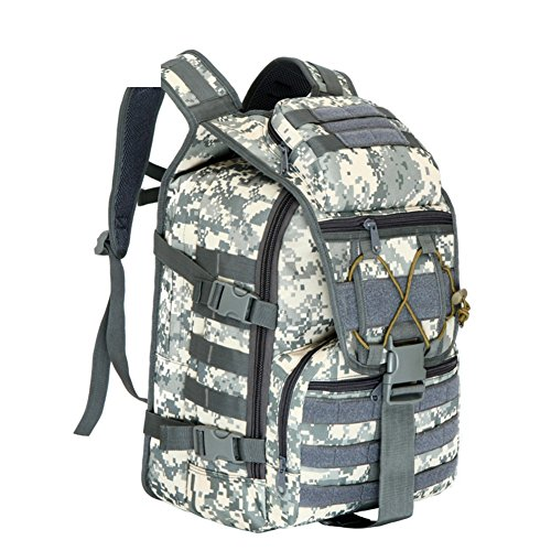 Camouflage sac à bandoulière / extérieur tactique sacs sac / alpinisme sac de voyage / sport-2 40L