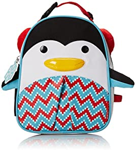 Skip Hop Zoo Winter Lunchie & Bottle Set  Penguin