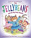 The Jellybeans and the Big Camp Kickoff   [JELLYBEANS & THE BIG CAMP KICK] [Hardcover]