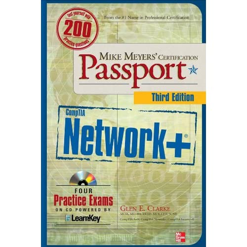 Mike Meyers&#039; CompTIA Network+ Certification Passport, Third Edition 