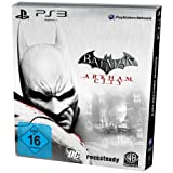 "Batman: Arkham City - Steelbook Edition (exklusiv bei Amazon.de)von ""Warner Interactive"""