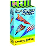 Creativity for Kids Paper Airplane Squadron Kit