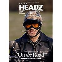 CYCLE HEADZ magazine 表紙画像