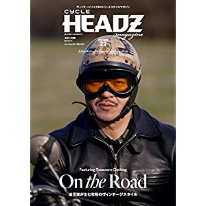 CYCLE HEADZ magazine 表紙画像