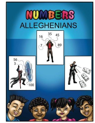 Alleghenians Numbers (Volume 1) [Malachi, Romoulous - Crall, Mary Monette] (Tapa Blanda)