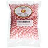 Jelly Belly Shimmer Pearlescent Jewel Beans, Pink Bubble Gum, 1 Pound