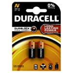 2 Pack Alkaline Size N 1.5v Battery