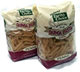 Natures Earthly Choice Quinoa Penne Pasta Blend Twin Pack 2 - 2.2 lb. Bags