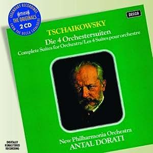 The Originals - 4 Suiten für Orchester