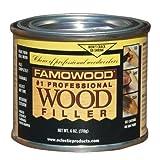 1/4 Pint Birch Wood Putty ~ Famowood