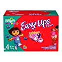 Pampers Easy Ups for Girls (Big Pack), Size 4, 68 Count