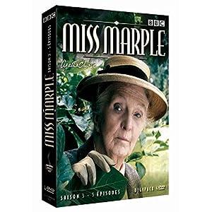 Miss Marple : l'intégrale saison 3 - Coffret 2 DVD