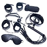 CCBunny Black Bondage Set Kit