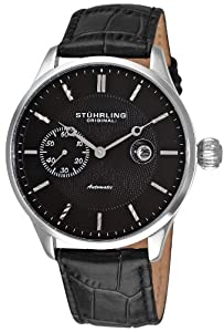 Stuhrling Original Men's 148B.33151 Classic Heritage Automatic Mechanical Date Watch