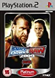 WWE Smackdown vs Raw 2009 - Platinum Edition (PS2) [PlayStation2] - Game