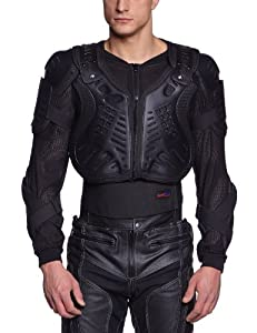 Protectwear WPJ-301 Protektorenjacke, Protektorenhemd Erwachsene für Motocross, Ski, Snowboard, protectWEAR