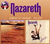 echange, troc Nazareth - Snakes N Ladders / No Jive