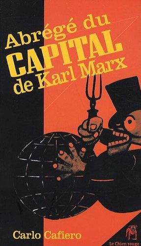 Abrege du Capital de Karl Marx