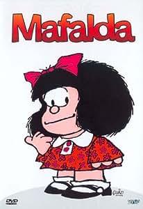 Amazon.com: Mafalda #01 - Il Mondo Di Mafalda (Eps 01-13