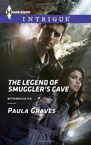 Image of The Legend of Smuggler's Cave (Harlequin Intrigue\Bitterwood P.D.)