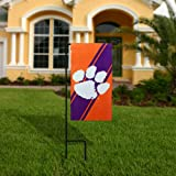NCAA Clemson Tigers Mini Yard Flag at Amazon.com