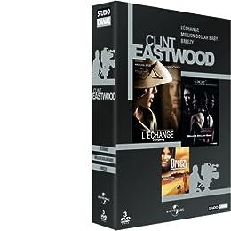 Clint Eastwood - Coffret - L'échange + Million Dollar Baby + Breezy - Pack