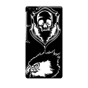 iCover Premium Printed Mobile Back Case Cover With Full protection For Huawei Honor 6 Plus (Designer Case)