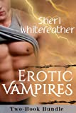 img - for Erotic Vampires (Two-Book Bundle) (Blood Genie series) book / textbook / text book