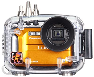 Ikelite Underwater TTL Camera Housing for Panasonic Lumix DMCTS3 & FT3