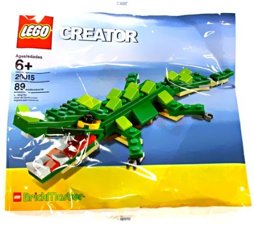 Lego Shark Toys For Boys : Lego creator brickmaster exclusive mini building set