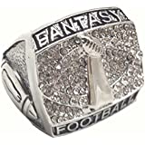 Fantasy Football Championship Ring Trophy Prize