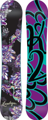 K2 Lunatique Snowboard 151 Womens