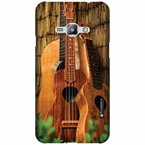 Printland Designer Back Cover For Samsung Galaxy J1 Ace - Guittar Cases Cover