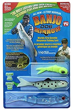 Fishing tackle lures best lures for As seen on tv fishing lures