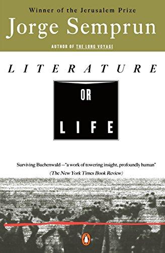 Literature or Life [Semprun, Jorge] (Tapa Blanda)