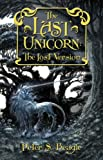 The+Last+Unicorn:+The+Lost+Version HardCover Book
