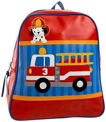 Stephen Joseph Fire Truck Boy's Go-go Bag