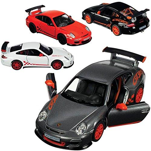 Toysmith Porsche 911 GTS Toy Car