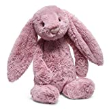 Jellycat® Bashful Tulip Pink Bunny, Medium - 12 Size: Medium - 12 (Baby/Babe/Infant - Little ones)