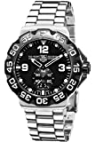TAG Heuer Men's WAH1010.BA0854 Formula 1 Grande Date Black Dial Watch thumbnail
