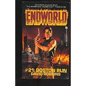 Boston Run (Endworld) David Robbins
