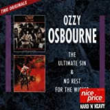 The Ultimate Sin/No Rest for the Wickedby Ozzy Osbourne