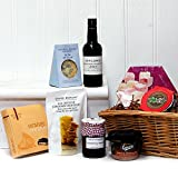 Taylors Port & Stilton Gentlemans Christmas Gift Indulgence Tray,Gift ideas for - Valentines,Presents,Birthday,Men,Him,Dad,Her,Mum,Thank you,Wedding Anniversary,Engagement,18th,21st,30th,40th,50th,60th,70th,80th,90th