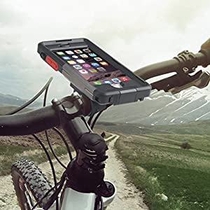 ArmorGuard MountCase Bike Kit for iPhone 5/5S