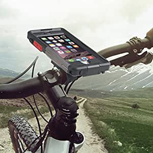 Tigra® MountCase with ArmorGuard Bike Kit for iPhone 5/5S