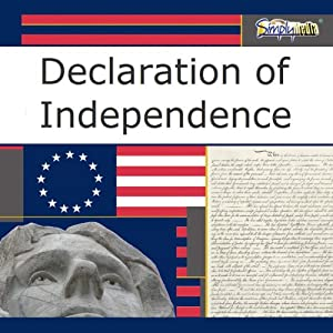 Declaration of Independence | [Thomas Jefferson]