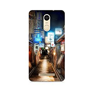 TAZindia Designer Printed Hard Back Mobile Case Cover For Xiaomi Redmi Note 3