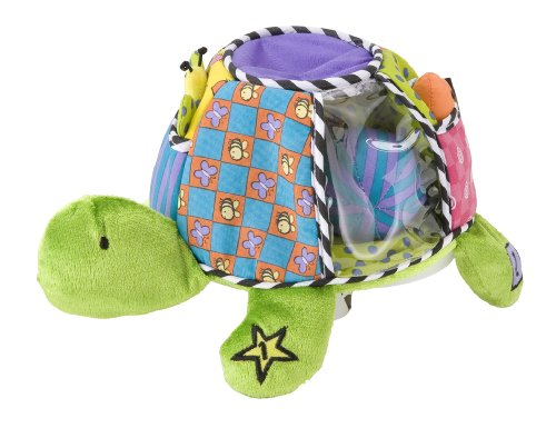 Amazing Baby: Developmental Activity Turtle by Kids Preferred - 1