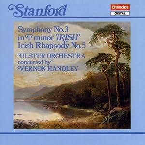 Symfoni 3 Irish /Irish Rhapsod