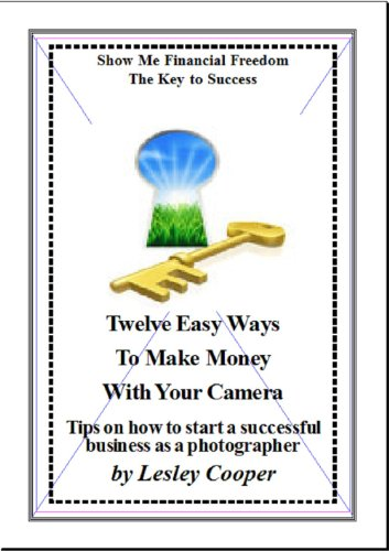 Twelve Easy Ways to Make Money With Your Camera:Tips on how to start a successful business as a photographer (Show Me Financial Freedom)